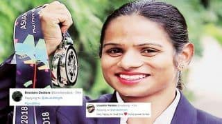 Dutee Chand Becomes The First Indian Athlete to Acknowledge Same Sex Relationship, Twitter Reacts | SEE POSTS