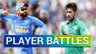World Cup 2019: Virat Kohli-Mohammed Amir to David Warner-Dale Steyn, Key Player Battles to Watch Out in Upcoming ICC Event