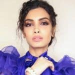 Cannes 2019: Diana Penty Opts For Purple Ruffled Look on Her Second Day at The French Riviera