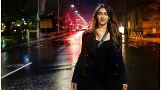 Ileana D'Cruz Looks Breathtaking as She Walks Down The Street Drenched in Rain, Sets Fans Heartbeats Escalating