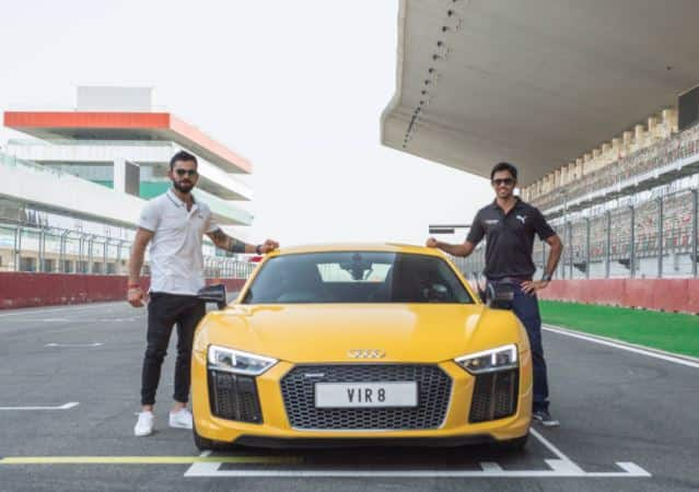 Virat Kohli And His Exotic Car Collection Audi R V Plus AL - Audi car r8 price in india