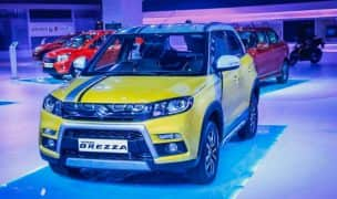 Maruti Vitara Brezza Cross 1.5 Lakh Sales Milestone; Waiting Period More than 6 Months