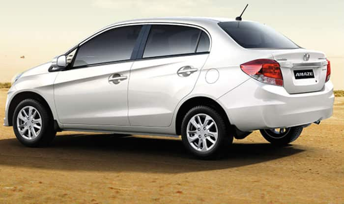 New Honda Amaze Starting At Rs 529 Lakh Launched