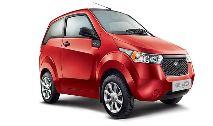Mahindra Launches Electric Car In Uk Find New Upcoming