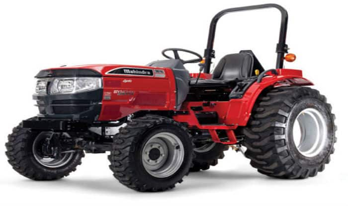 Mahindra Tractor : Latest News, Videos and Photos on