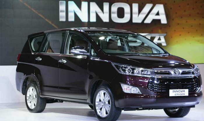 Toyota Innova Crysta Sales To Start In Delhi Ncr From August All