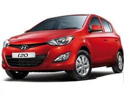 Hyundai i20 Asta(O) with Sunroof