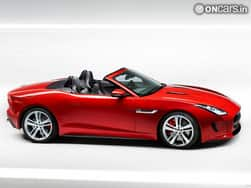 F Type Price >> Jaguar F Type V6 S Price In India Jaguar F Type V6 S