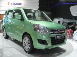 Maruti Suzuki Wagon R 7-seater MPV
