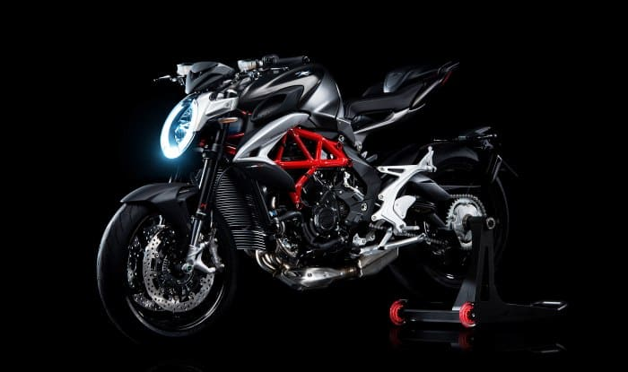 MV Agusta Brutale 800 launched in India at Rs. 15.59 lakh