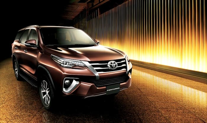 New Toyota Fortuner 2016 features, specifications & variants detailed
