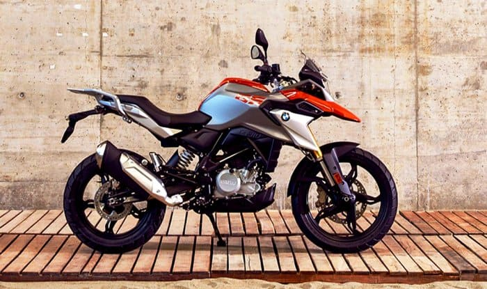 The BMW G 310 GS Is An Adventure Touring Motorcycle That Based On R Naked Street Fighter