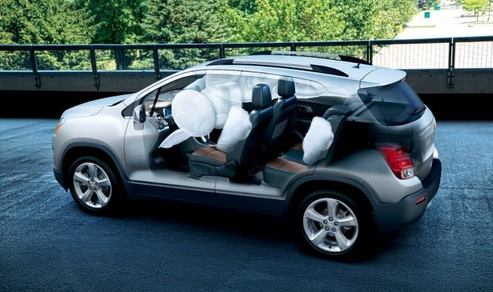 New Cars to come with Mandatory Airbags from October 2017
