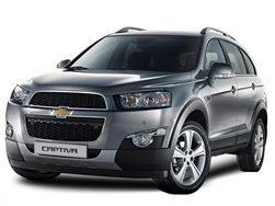 Chevrolet Captiva AWD BS4