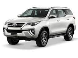 Toyota Fortuner 2.7L Petrol 2WD MT