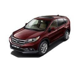 Honda CR V Fourth Generation