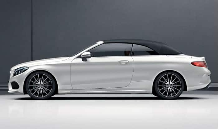 Mercedes launches two convertibles priced up to Rs 2.25 crore