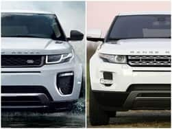 2016 Range Rover Evoque VS Old Evoque: Comparison Report