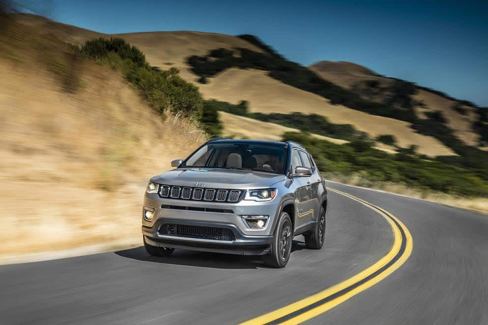2017 Jeep Compass India launch confirmed for mid next-year; details revealed