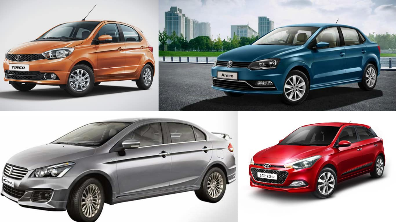 Top 9 feature loaded cars for under inr 10 lakh