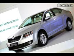 First Look: The all new Skoda Octavia