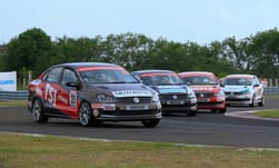 Volkswagen Motorsport initiates the registration for the Ameo Cup 2017