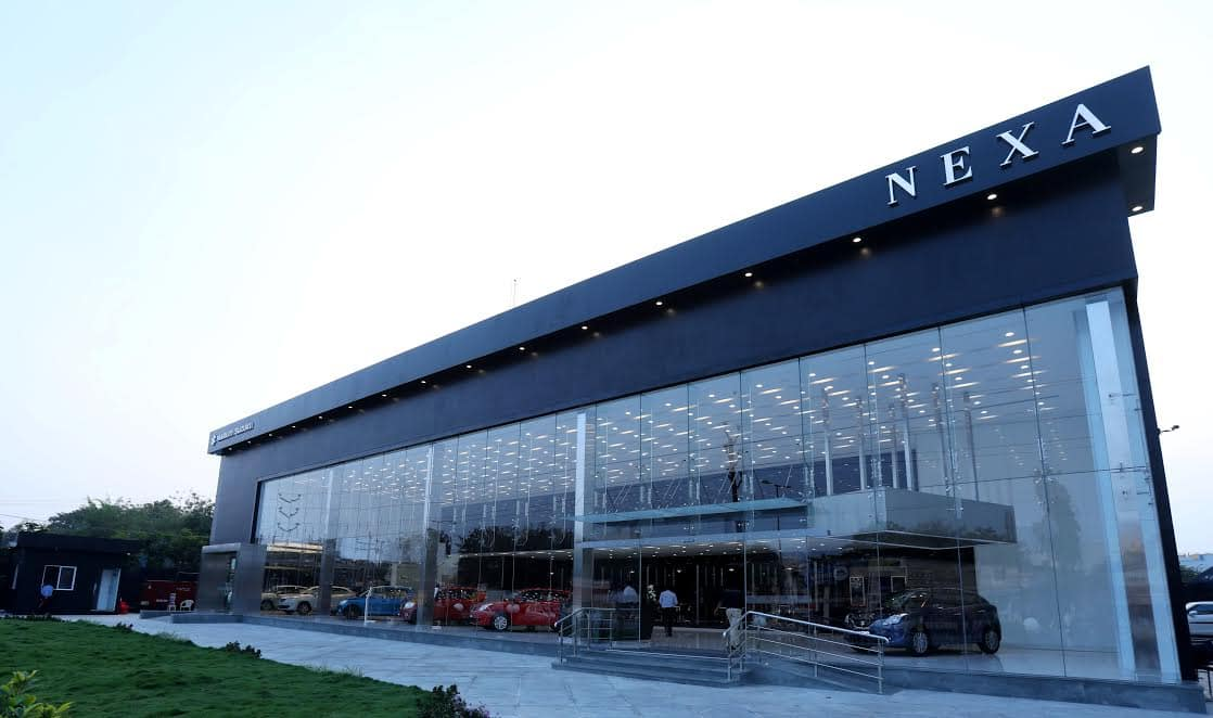 Maruti Suzuki Sells 1 85 000 Cars Through Nexa Dealerships
