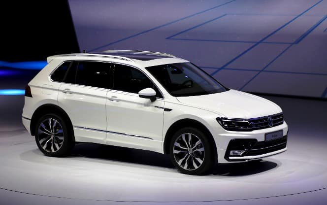 Volkswagen Tiguan 2017 imported in India for homologation: Everything to know