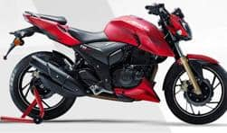 TVS Apache RTR 2004V Specification, Pictures, Features and other details leaked