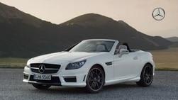 Video : Official: 2012 Mercedes Benz SLK55 AMG (video)