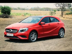 Video : Mercedes latest offering shows that small needn't be boring
