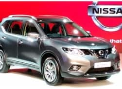 New Nissan X-Trail SUV Unveiled At The 2016 Delhi Auto Expo