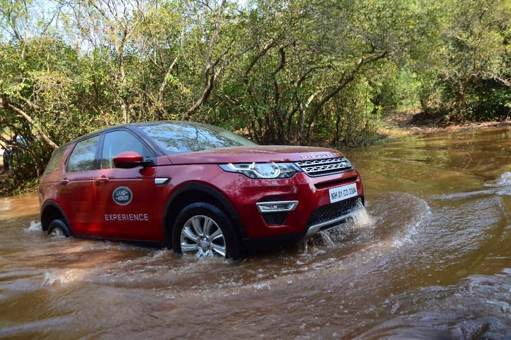 Jaguar Land Rover to organize its off-road drive experience in Chennai