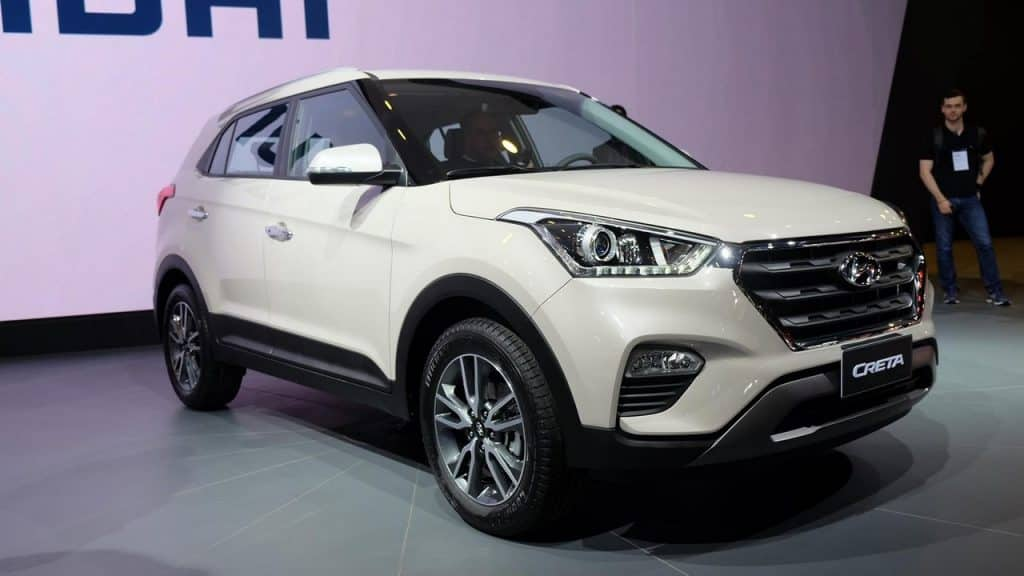 2017 Hyundai Creta Facelift at Sao Paulo Motor Show - Video