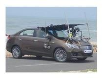 Maruti Suzuki Ciaz: Ranveer Singh spotted shooting for TVC of Maruti's New Sedan Ciaz