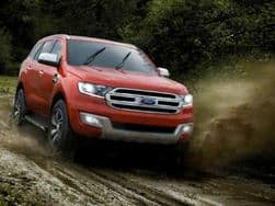 New Ford Endeavour 2015 technical specifications and features revealed