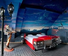 Road-tripping in Germany? Stay over at the V8 Hotel