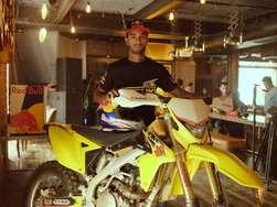 CS Santosh to participate in 2016 Dakar rally.