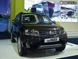 2012 Moscow Motor Show – 2013 Suzuki Grand Vitara facelift launched