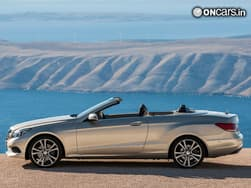 Video : Video: Mercedes-Benz shows off more of 2014 E-Class Cabriolet