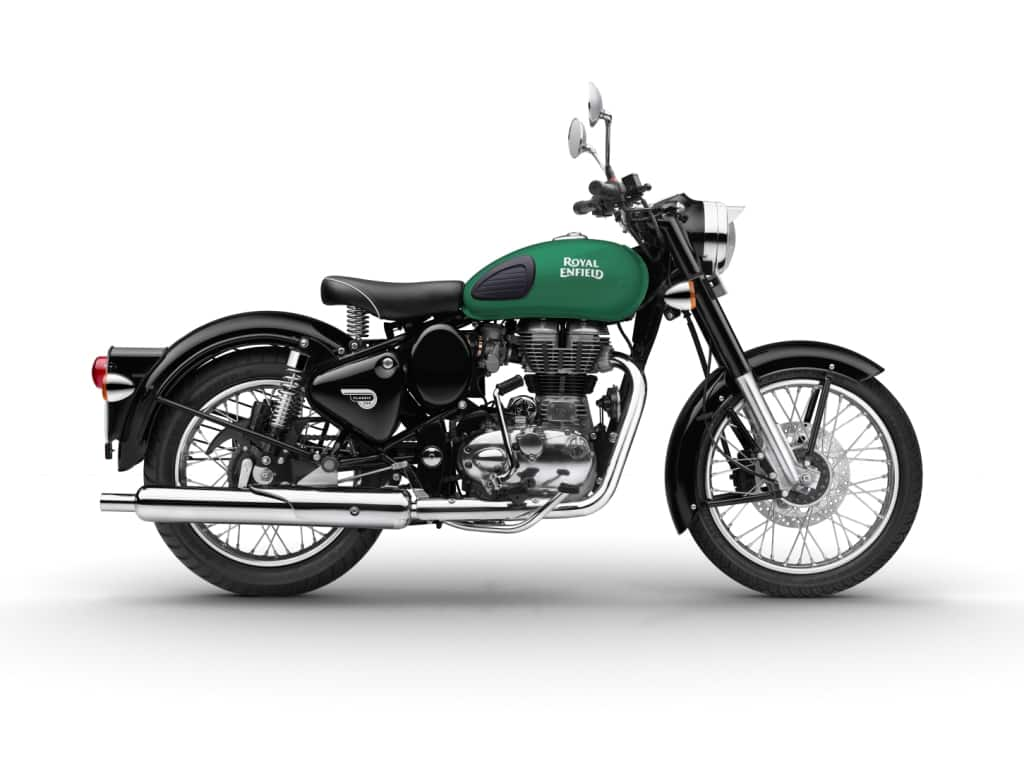 Royal Enfield Classic 350 Redditch series launched in India