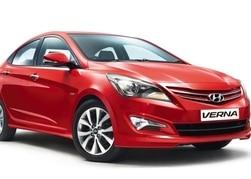 New Hyundai Verna sedan launching in 2017