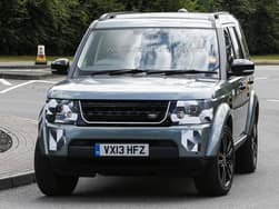 2013 Frankfurt Motor Show: Land Rover Discovery facelift