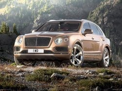 Bentley Bentayga SUV launching today in India