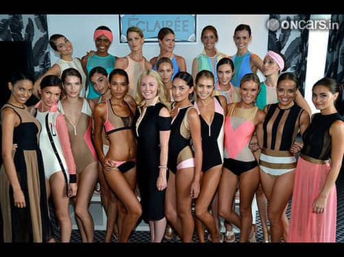 Mercedes Benz Fashion Week Swim 2013