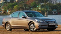 Video : Honda's full-size sedan is big on comfort and performance