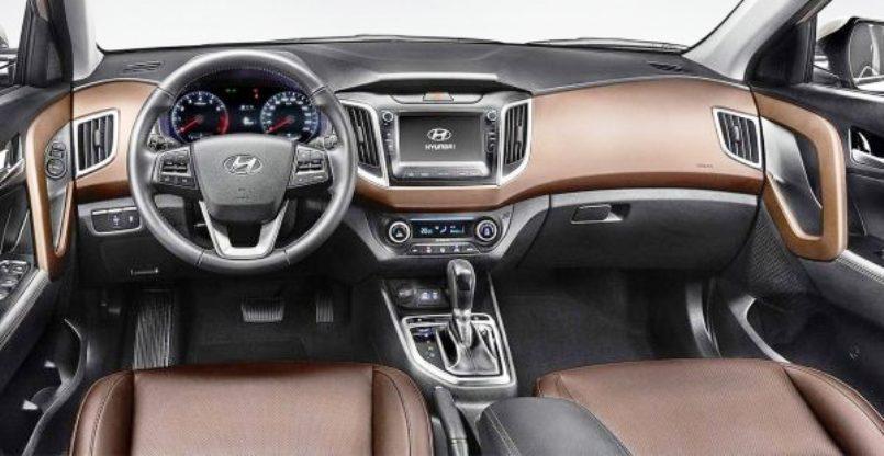 Hyundai Creta facelift revealed at Sao Paulo Motor Show