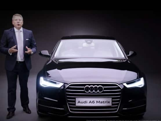 Audi A Matrix Launched Price In India Starts At INR - Audi latest price