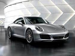2016 Porsche 911 launched in India at INR 1.39 crore