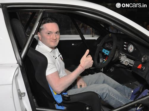 India's first drift car revealed by Gautam Singhania